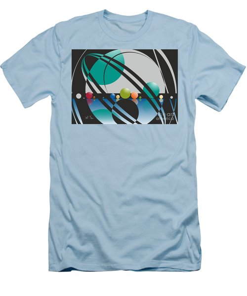 Discovered Thoughs Men's T-Shirt (Athletic Fit)