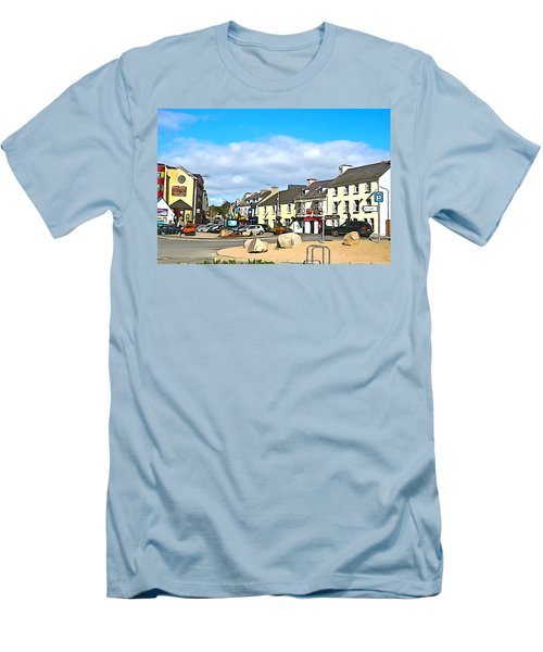 Donegal Town Men's T-Shirt (Athletic Fit)