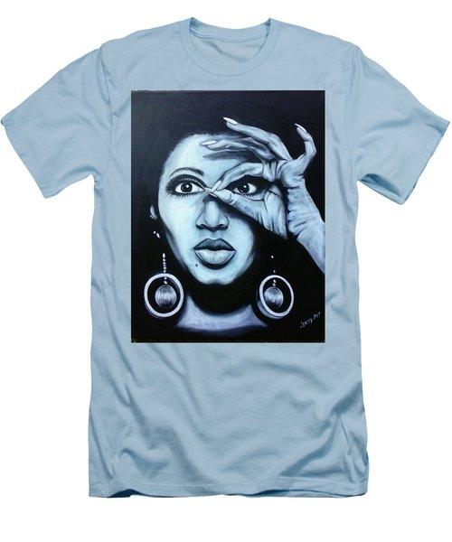Donyele Men's T-Shirt (Athletic Fit)