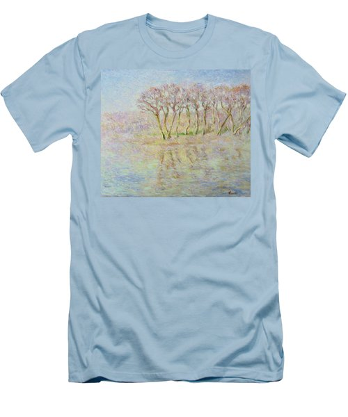 Dordogne, Beynac Et Cazenac Men's T-Shirt (Athletic Fit)