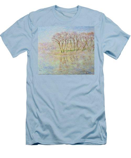 Dordogne, Beynac Et Cazenac Men's T-Shirt (Athletic Fit)