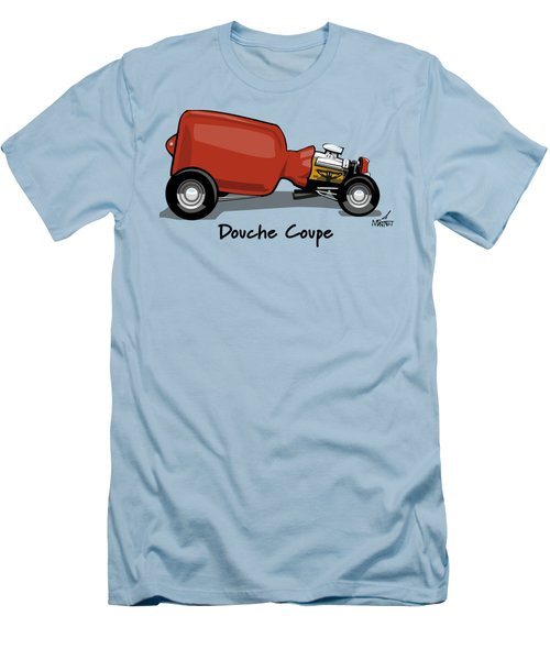 Douche Coupe Men's T-Shirt (Athletic Fit)