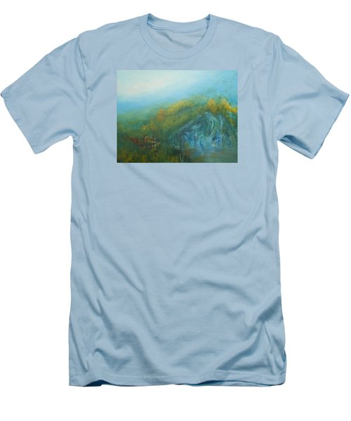 Dreaming Dreams Men's T-Shirt (Slim Fit) by Jane See