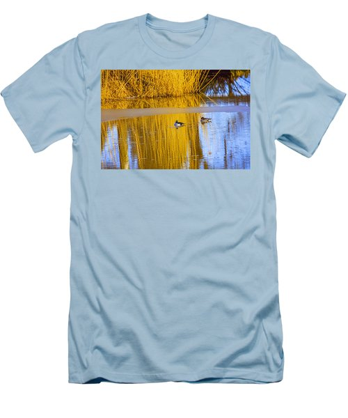 Dreaming Men's T-Shirt (Slim Fit) by Leif Sohlman