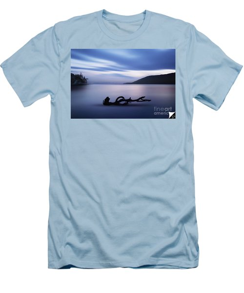 Driftwood Men's T-Shirt (Slim Fit) by Jim  Hatch