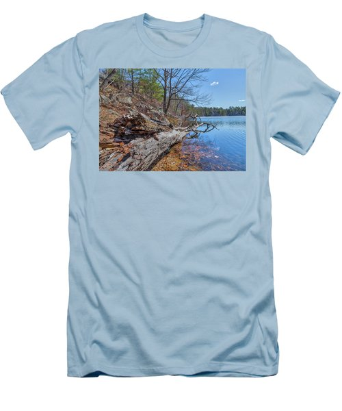 Early Spring... Men's T-Shirt (Athletic Fit)