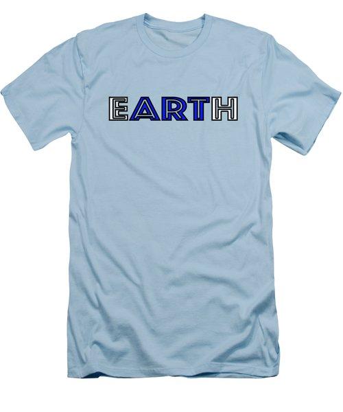 Earth Art Men's T-Shirt (Athletic Fit)