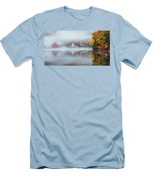 Eaton, Nh Men's T-Shirt (Athletic Fit)