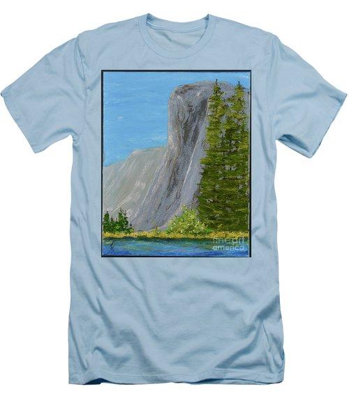 Elcapitan Men's T-Shirt (Athletic Fit)