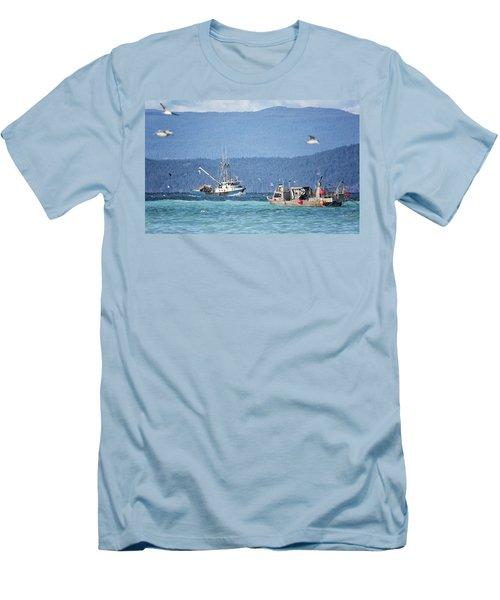 Elora Jane Men's T-Shirt (Slim Fit) by Randy Hall