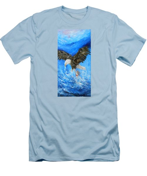 Enchantment Men's T-Shirt (Slim Fit) by Jane See