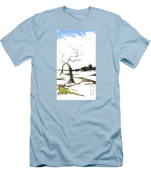 Energy . Tree Men's T-Shirt (Athletic Fit)