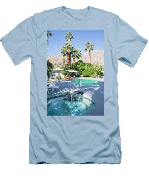 Escape Resort Men's T-Shirt (Athletic Fit)