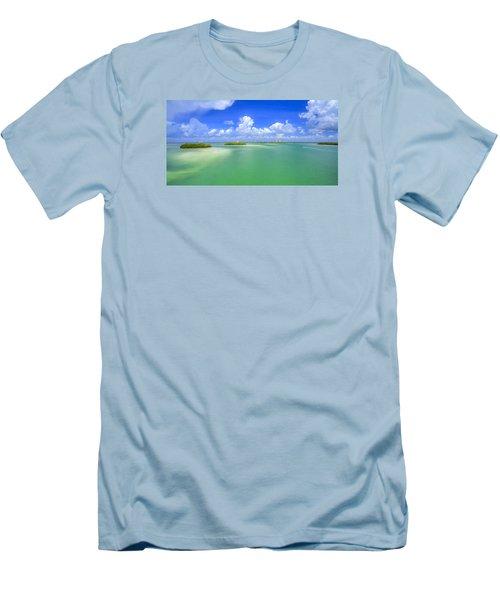 Estero Bay Men's T-Shirt (Athletic Fit)