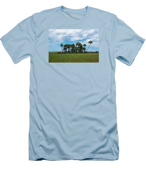 Everglades Landscape Men's T-Shirt (Athletic Fit)