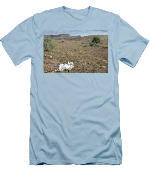 Expired Men's T-Shirt (Slim Fit) by Jenessa Rahn
