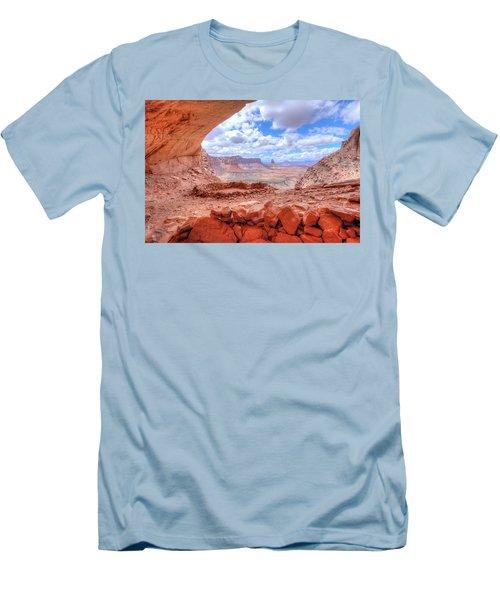 False Kiva Men's T-Shirt (Athletic Fit)