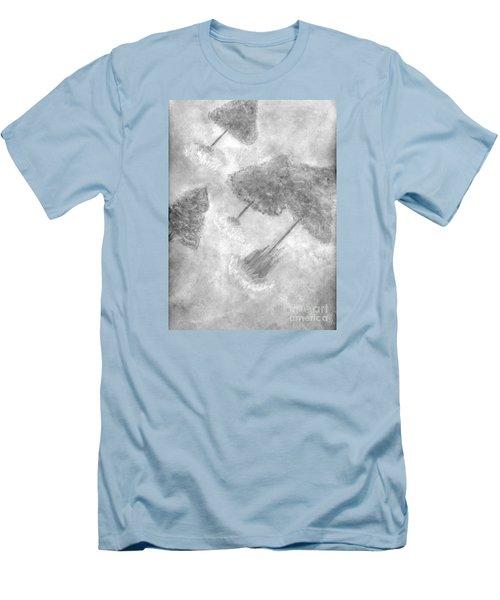 Fantasy Trees Men's T-Shirt (Athletic Fit)