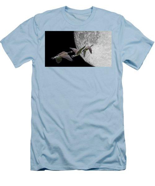 Far Off-course Men's T-Shirt (Athletic Fit)