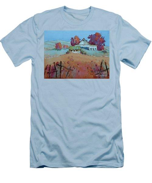 Farm Charm Men's T-Shirt (Athletic Fit)
