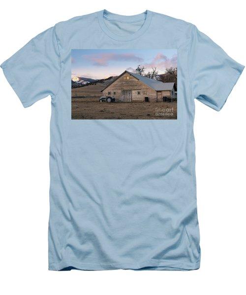 Farm Reflections Men's T-Shirt (Athletic Fit)