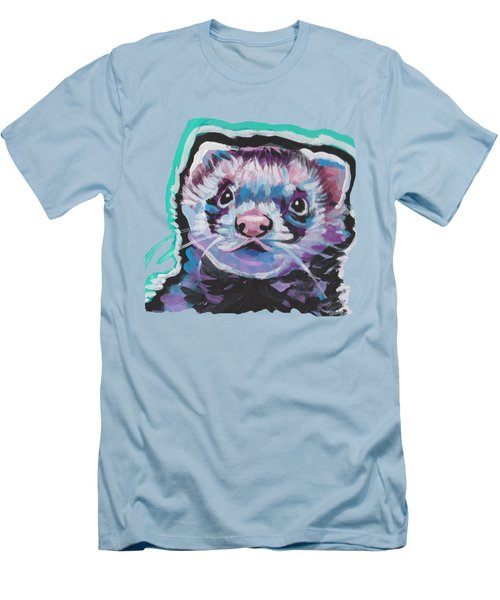 Ferret Fun Men's T-Shirt (Athletic Fit)