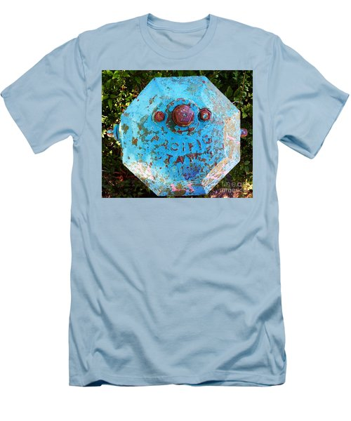 Fire Hydrant #3 Men's T-Shirt (Athletic Fit)