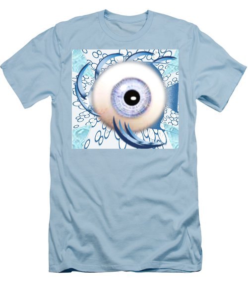 Fish Eye Men's T-Shirt (Athletic Fit)