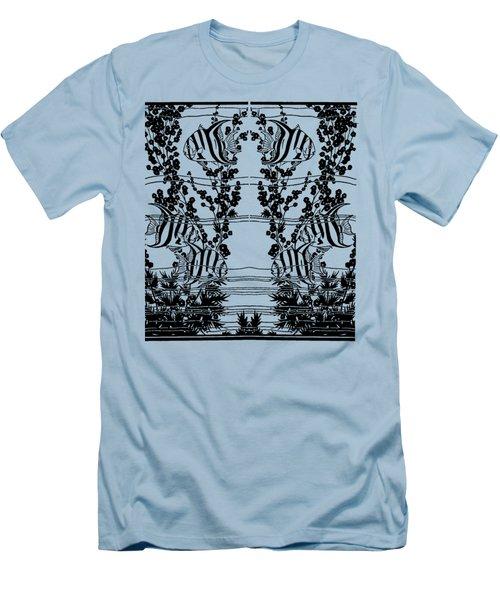 Fish Tank - Fish Tank Tee Shirt Men's T-Shirt (Athletic Fit)
