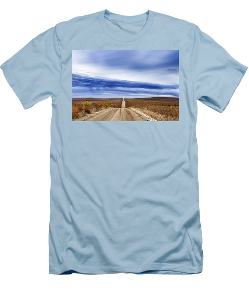 Flint Hills Rollers Men's T-Shirt (Athletic Fit)