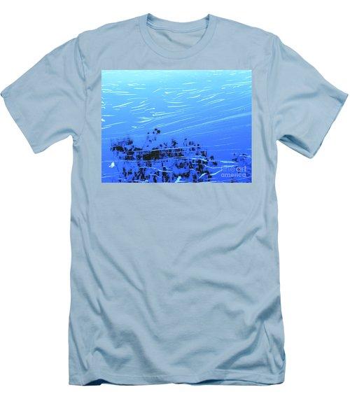Flow Of Life Men's T-Shirt (Athletic Fit)