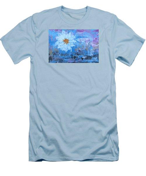 Flowers 19 Men's T-Shirt (Slim Fit) by Jacqueline Athmann