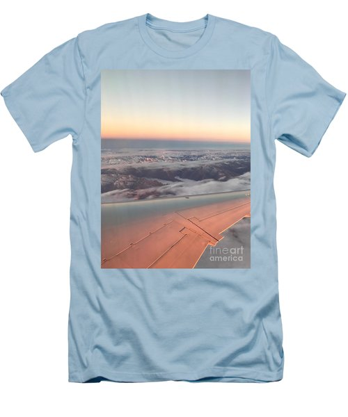 Fly Away Men's T-Shirt (Athletic Fit)