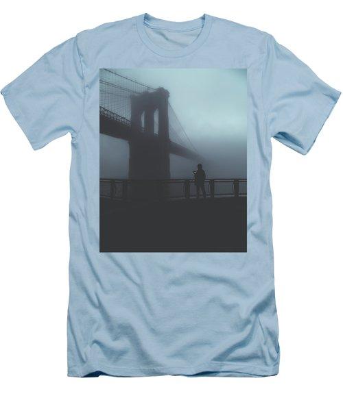 Fog Life  Men's T-Shirt (Athletic Fit)