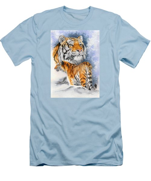 Forceful Men's T-Shirt (Slim Fit) by Barbara Keith