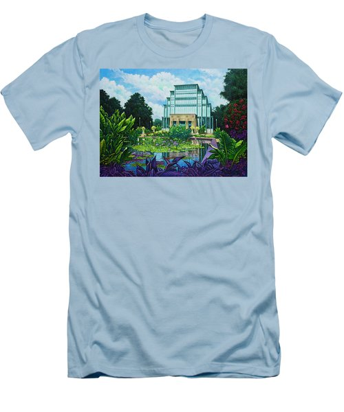 Forest Park Jewel Box Men's T-Shirt (Athletic Fit)