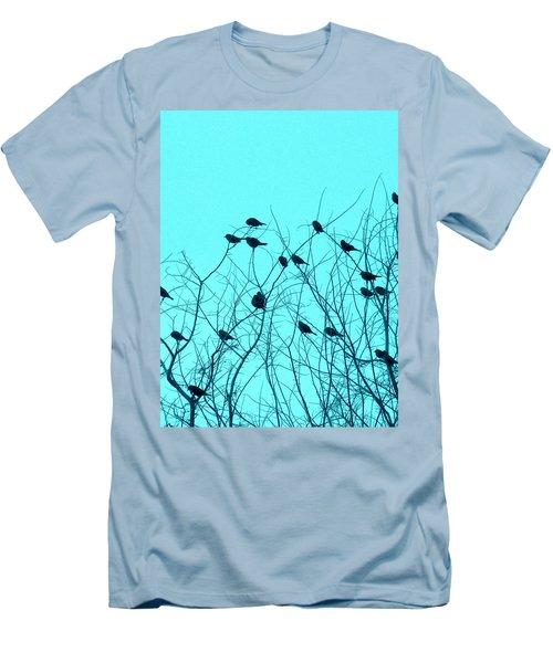 Four And Twenty Blackbirds Men's T-Shirt (Athletic Fit)