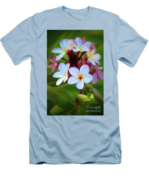 Fragrant Sunset Men's T-Shirt (Athletic Fit)
