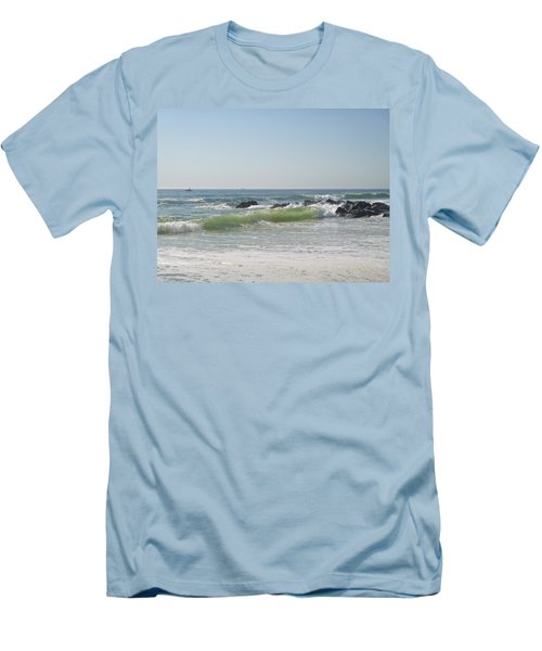 Fresh May Morning Men's T-Shirt (Athletic Fit)