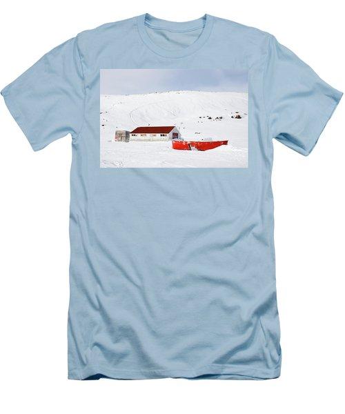 Frozen Life Men's T-Shirt (Athletic Fit)