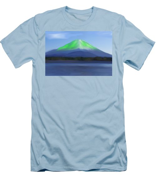 Fuji Men's T-Shirt (Athletic Fit)