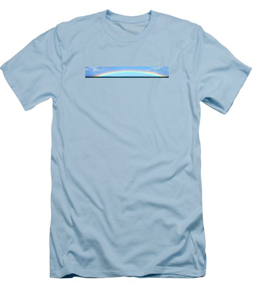 Full Rainbow Men's T-Shirt (Athletic Fit)