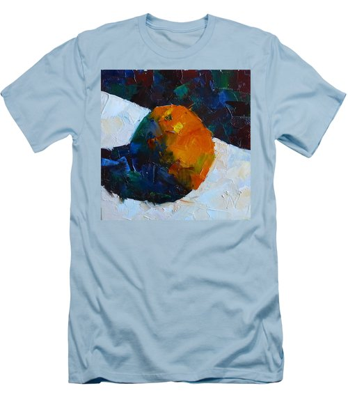 Fun With Citrus Men's T-Shirt (Slim Fit) by Susan Woodward