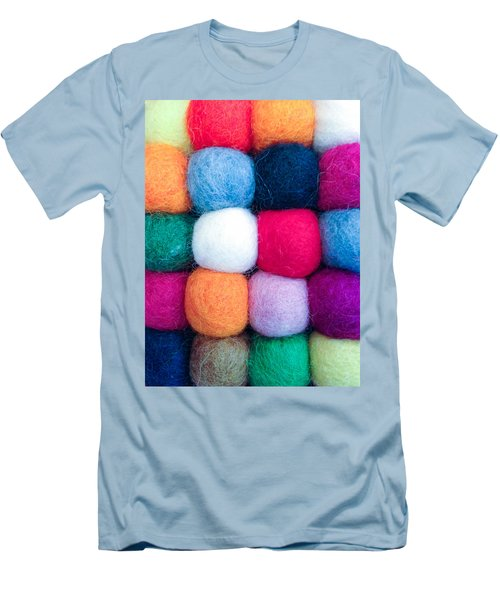 Fuzzy Wuzzies Men's T-Shirt (Athletic Fit)