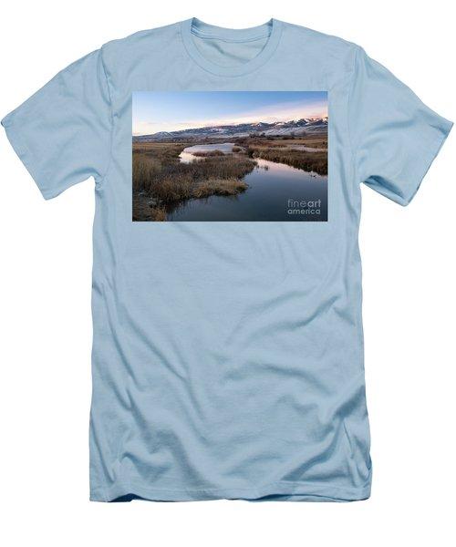 Gem Valley Men's T-Shirt (Athletic Fit)