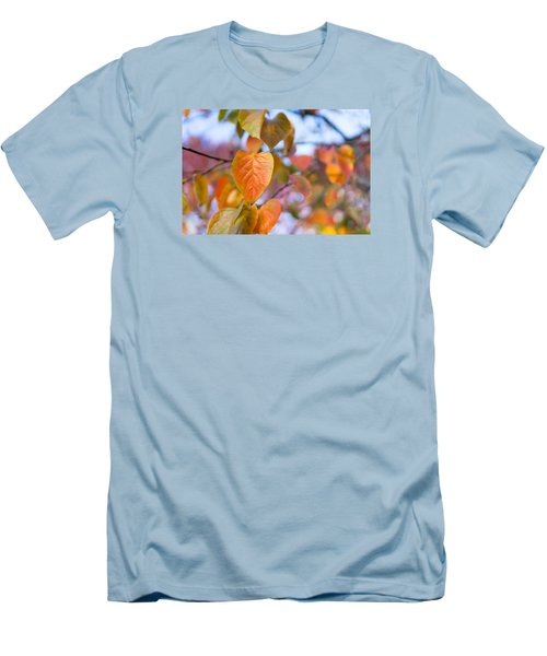 Gentle Breeze Men's T-Shirt (Slim Fit) by Derek Dean
