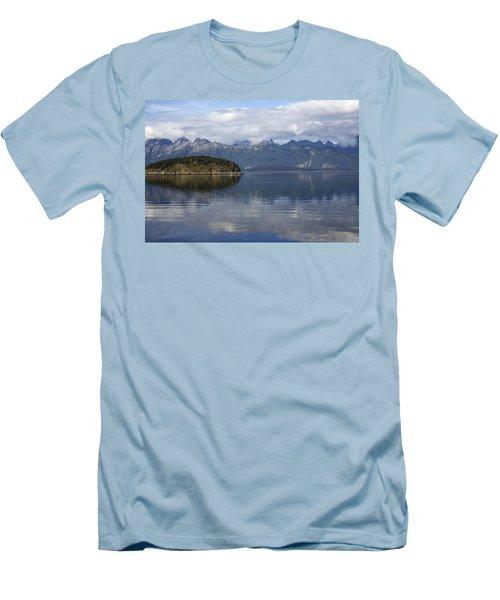 Glacier Bay 10 Men's T-Shirt (Athletic Fit)