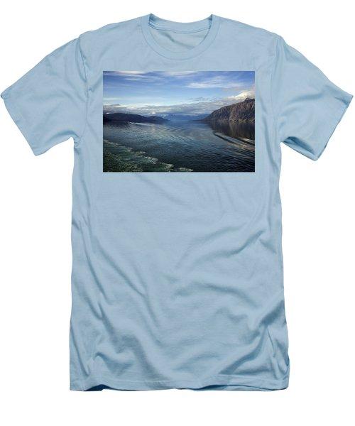 Glacier Bay 7 Men's T-Shirt (Athletic Fit)