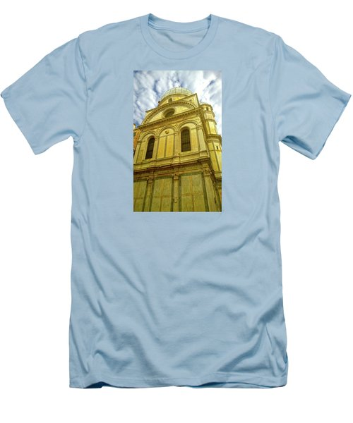 Men's T-Shirt (Athletic Fit) featuring the photograph Glory by Anne Kotan