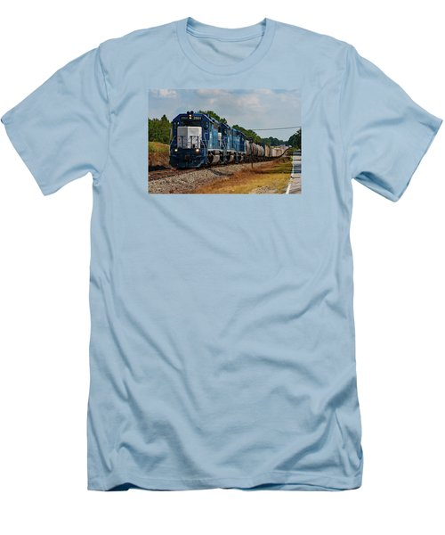 Gmtx On The Lc Men's T-Shirt (Athletic Fit)